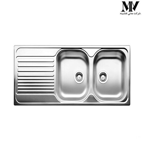 سینک ظرفشویی کد TIPO 8S بلانکو