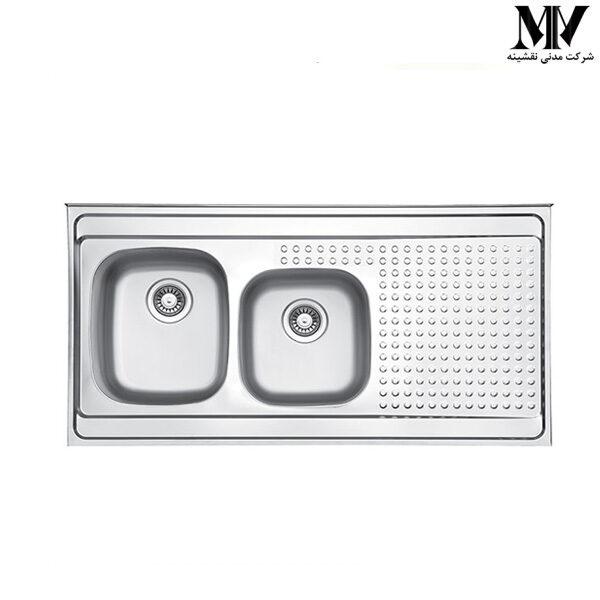 سینک ظرفشویی کد TL 3 لتو
