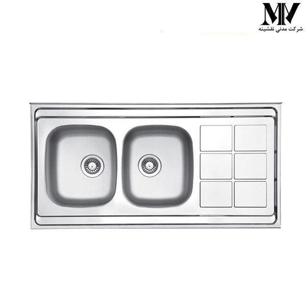 سینک ظرفشویی کد TL 7 لتو
