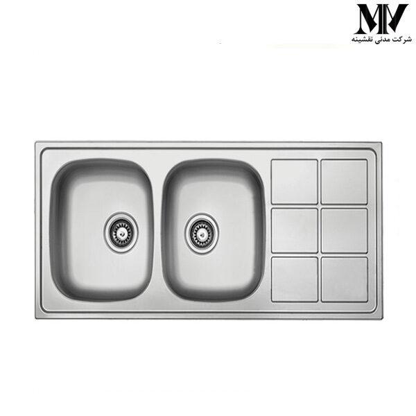 سینک ظرفشویی کد TX1 لتو