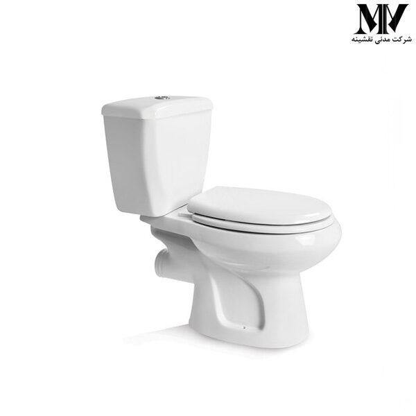 توالت فرنگی دو تکه آیدا67 مروارید