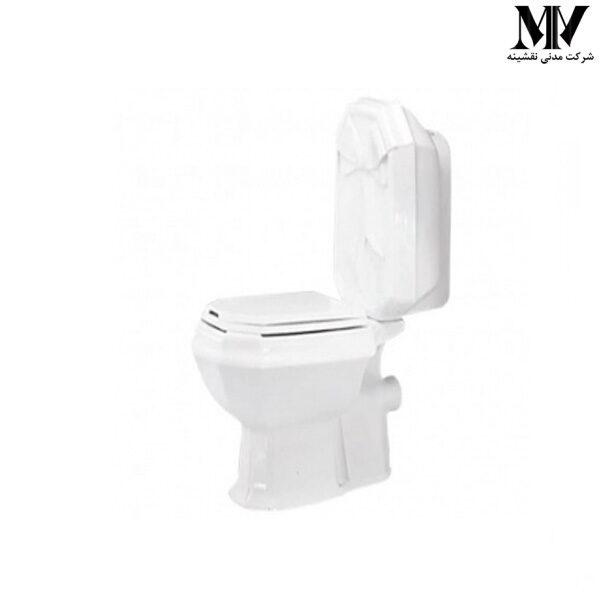 توالت فرنگی دو تکه برلیان76 مروارید