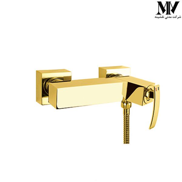 توالت فلت صدف طلایی قهرمان