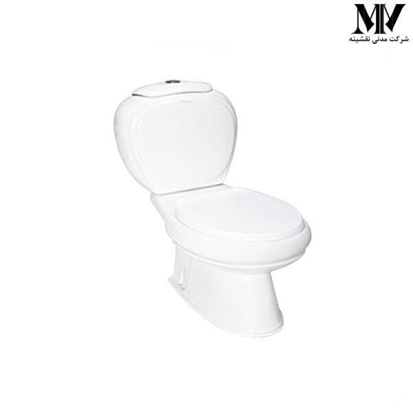 توالت فرنگی ژاسمین کرد