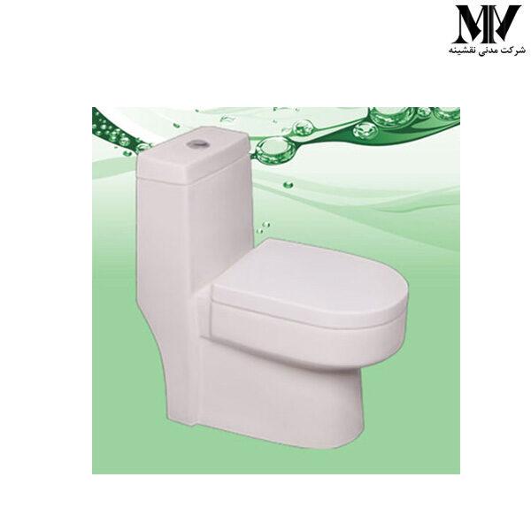 توالت فرنگی ترمه پارس سرام