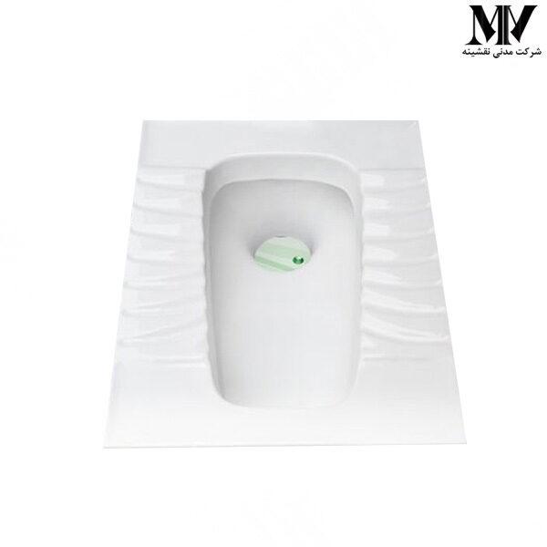 توالت زمینی کاترینا 22 پارس سرام