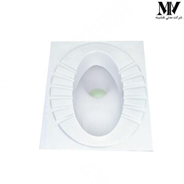 توالت زمینی خورشید 22 پارس سرام