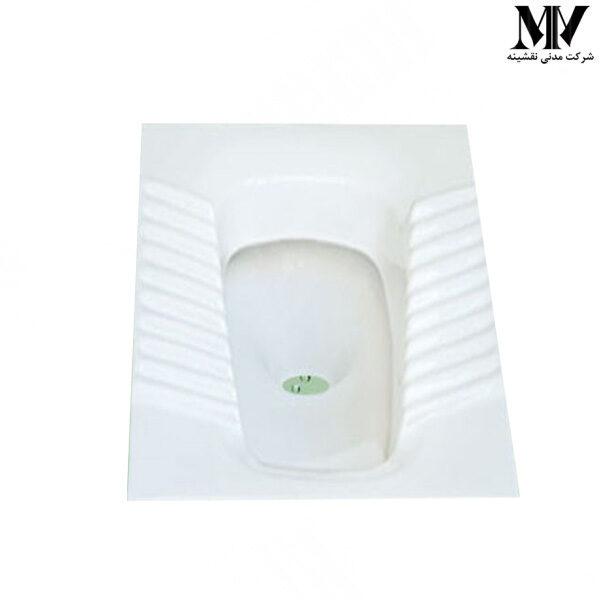 توالت زمینی رزالین 23 پارس سرام