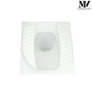 توالت زمینی روژان 22 پارس سرام