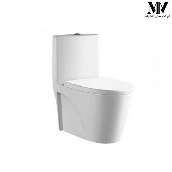 توالت فرنگی L089 توتی