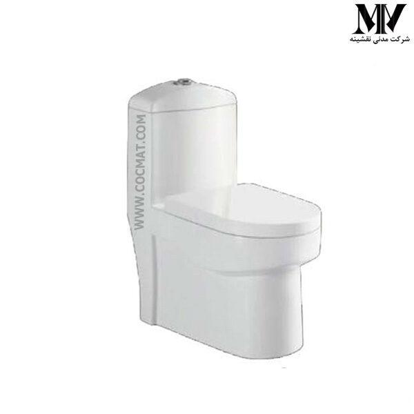 توالت فرنگی L433 توتی