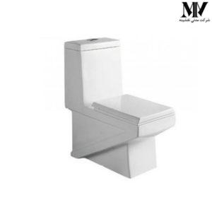 توالت فرنگی L652 توتی
