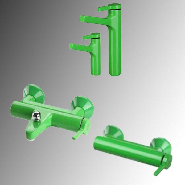 شیرآلات kwc مدل آوا رنگ سبز