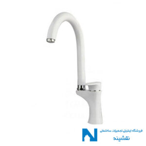 شیر ظرفشویی مدل آتیس راسان سفید