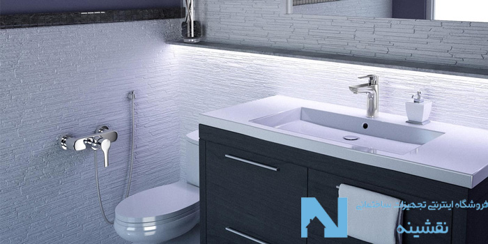 شیرآلات توالت (آفتابه) کی دبلیو سی kwc